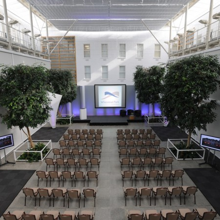 Conferences & Meetings - Atrium conference
